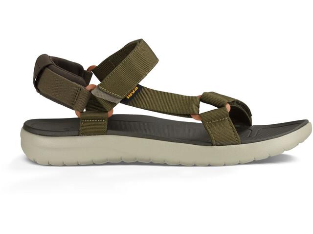 Teva Sanborn Universal Sandals Men olive